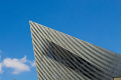 Dresden-Militärarmee-Museum, Eisen-Spitze gemacht durch D Stockbilder