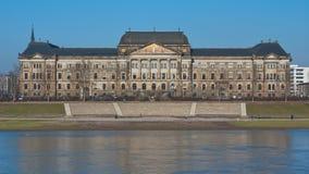 Dresden-Ministerium Stockbild