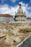 Dresden Neumarkt 03 Stock Image