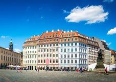 Dresden och dess omgivning Fotografering för Bildbyråer