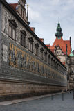 Dresden Old Town Royalty Free Stock Photo