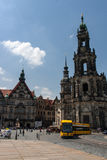 Dresden Old Town Stock Photos