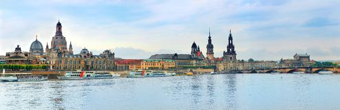 Dresden Old Town Stock Images