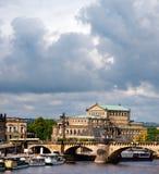 Dresden Opera House Stock Photos
