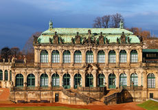 dresden pałac zwinger Obraz Royalty Free