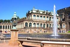 dresden pałac zwinger dresden German Zdjęcie Stock