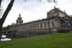 Dresden Palace Exterior Stock Photos