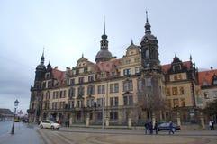 Dresden Palace Stock Photos