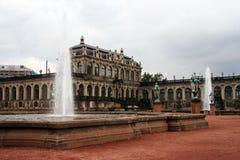 Dresden. Palacio de Zwinger Imágenes de archivo libres de regalías