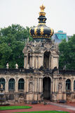 Dresden. Palacio de Zwinger Imagenes de archivo