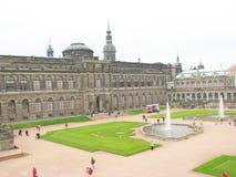 Dresden, Palast Zwinger lizenzfreies stockbild