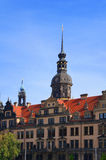 Dresden Royal Palace (Castle), Germany Stock Image