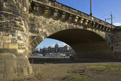 Dresden, Saxony, Germany Royalty Free Stock Images