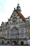 Dresden in Saxony, Germany Stock Photo