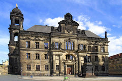 Dresden in Saxony, Germany Stock Images