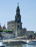 Dresden in Saxony Stock Photos