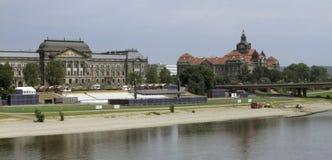 Dresden in Saxony Stock Image