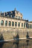 Dresden-Schlosswohnsitz Stockbilder