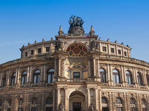 Dresden Semperoper Stock Images