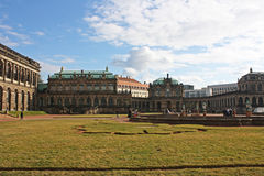 Dresden'sens landskap Royaltyfri Bild