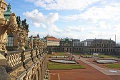 Dresden'sens landskap Arkivfoton