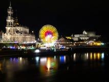 Dresden-Stadt-Festival stockfotos