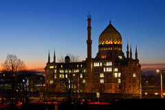 Dresden, Tobacco Mosque Royalty Free Stock Photography