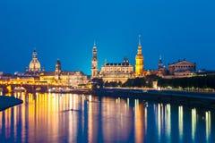 Dresden Tyskland Royaltyfri Fotografi