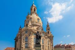 Dresden Tyskland Royaltyfri Bild