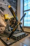 DRESDEN TYSKLAND - MAI 2015: plan motor för ryss i Dresden Tra Royaltyfri Fotografi