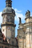 Dresden urban scenics Stock Photo