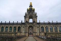 Dresden Zwinger 01 Royalty Free Stock Images