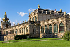 Dresden zwinger Stock Photos
