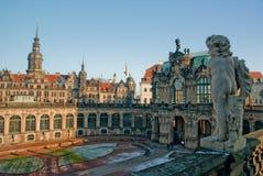 Dresden Zwinger Foto de archivo