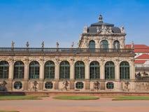 Dresden Zwinger imágenes de archivo libres de regalías