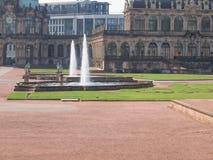 Dresden Zwinger foto de archivo libre de regalías