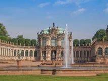 Dresden Zwinger Lizenzfreie Stockfotografie