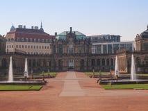 Dresden Zwinger fotografía de archivo libre de regalías