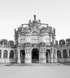 Dresden Zwinger fotos de archivo