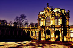 Dresden - Zwinger Stock Photos