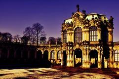 Dresden - Zwinger Fotos de Stock