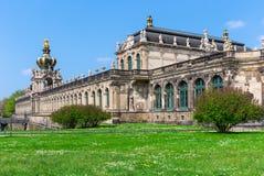 Dresden Zwinger Stock Fotografie