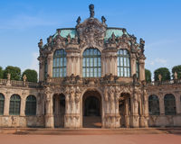 Dresden Zwinger Royalty Free Stock Images