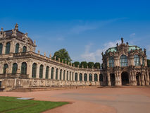 Dresden Zwinger Royalty Free Stock Photos