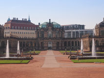 Dresden Zwinger Royalty Free Stock Photography