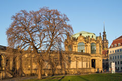 Dresden, Zwinger Royalty Free Stock Images