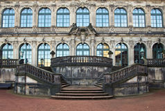 Dresden, Zwinger Royalty Free Stock Photography