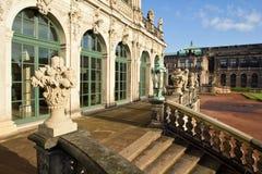 Dresden, Zwinger Stock Image