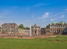 Dresden Zwinger Stock Image