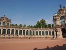 Dresden Zwinger Stock Photos